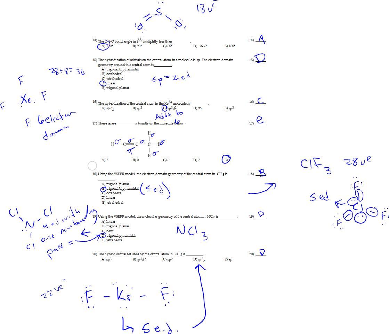 Behs Ap Chemistry Home